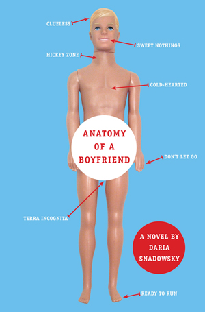 Anatomy of a Boyfriend available at randomhouse.com